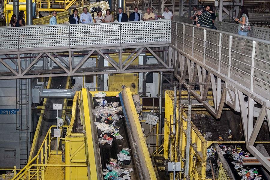 Zaragoza aborda la recogida de biorresiduos de grandes productores