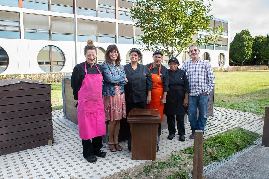 Nuevo proyecto de compostaje en la UPNA