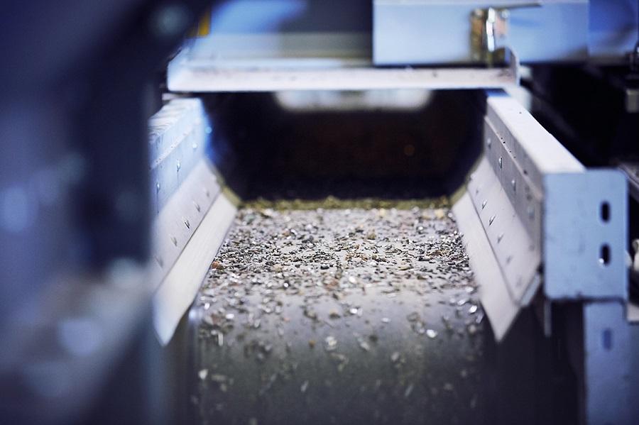 La nueva X-TRACT X6 FINES de TOMRA clasifica metales de un tamaño inimaginable hasta ahora