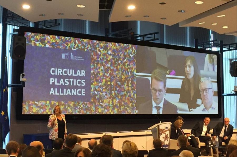 Reunión de la CPA sobre el uso de plástico reciclado en nuevos productos