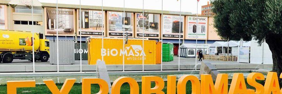 Expobiomasa reunirá en Valladolid a 540 empresas y 15.000 visitantes profesionales