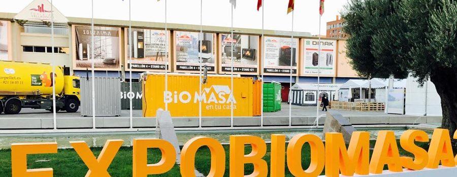 Valladolid acoge una nueva edición de Expobiomasa