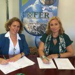 FER y AENOR firman acuerdo para fomentar la formación en el sector del reciclaje