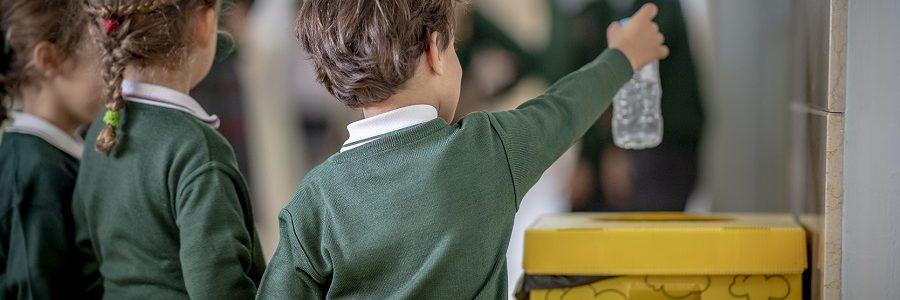 El proyecto de educación ambiental Naturaliza llegará este curso a 478 colegios de toda España