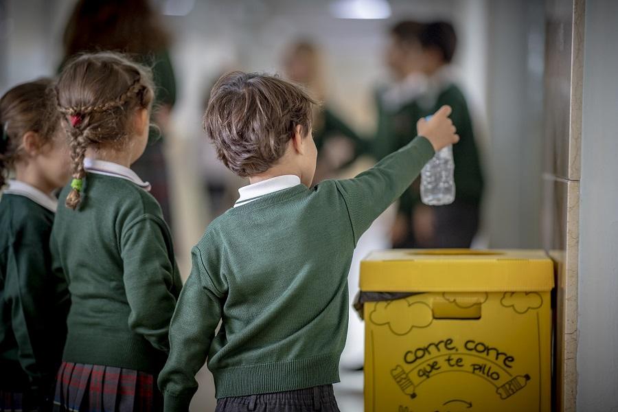 El proyecto Naturaliza lleva la educación ambiental a las aulas