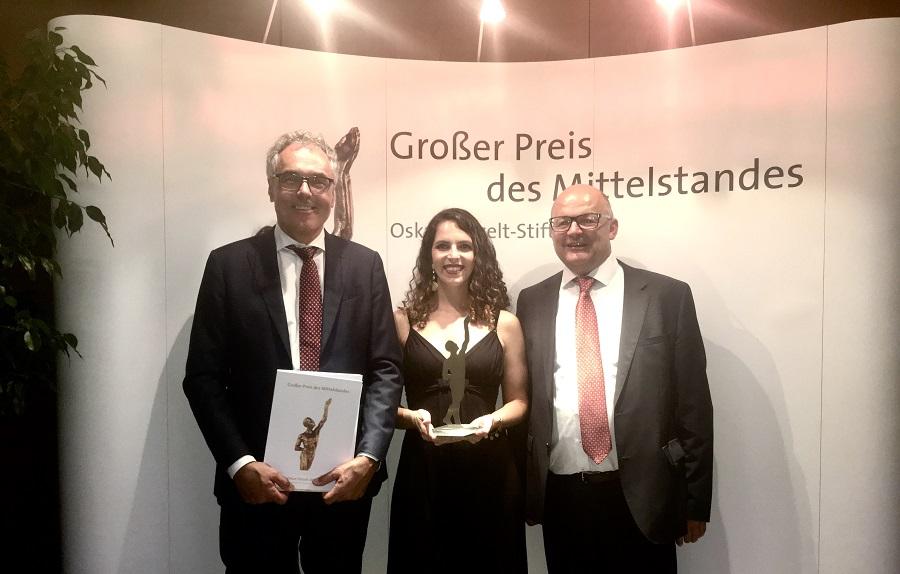 STADLER, mejor mediana empresa de Alemania