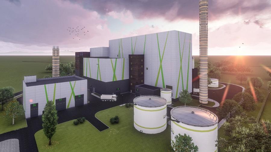 Urbaser construirá una planta de valorización energética de residuos en Polonia