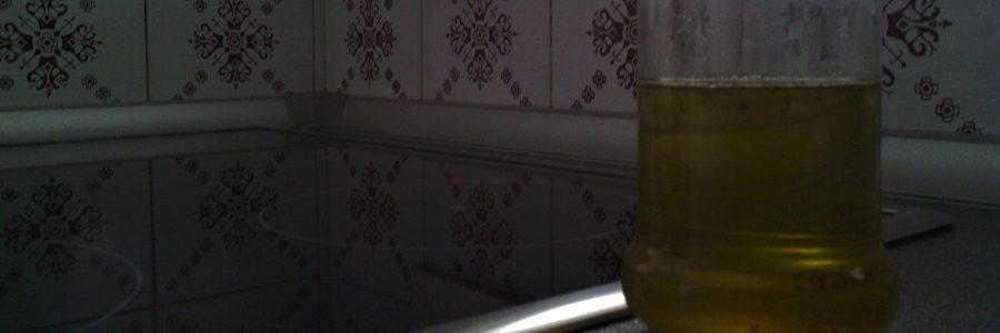 Aceites vegetales usados como combustible alternativo y fin de la condición de residuo