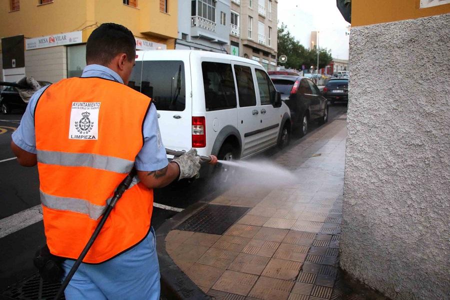 Valoriza se adjudica la limpieza y recogida de residuos de Santa Cruz de Tenerife