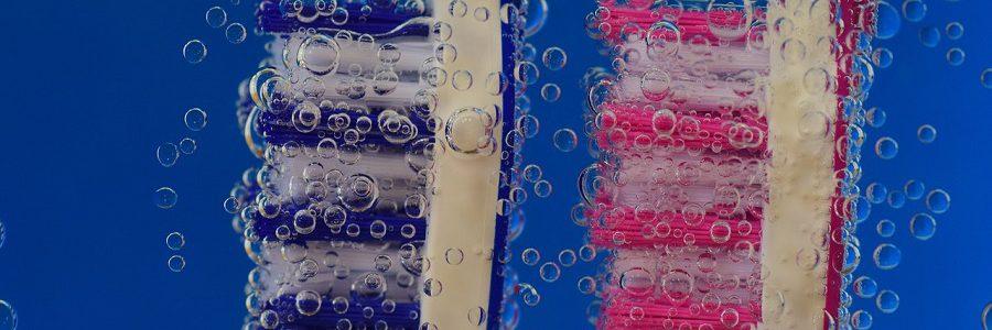 El 1% de los residuos plásticos del mar son cepillos de dientes
