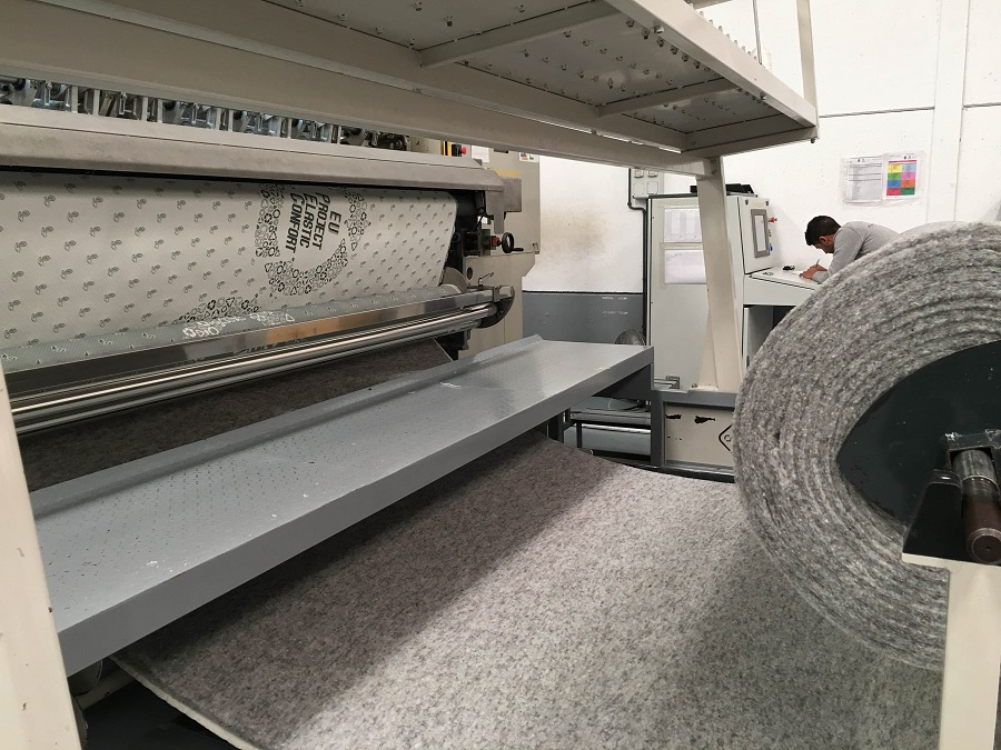 El reciclado de colchones para una economía más circular