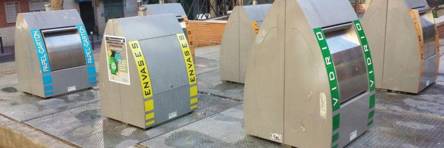 Alcorcón convertirá sus residuos plásticos en mobiliario urbano para la ciudad