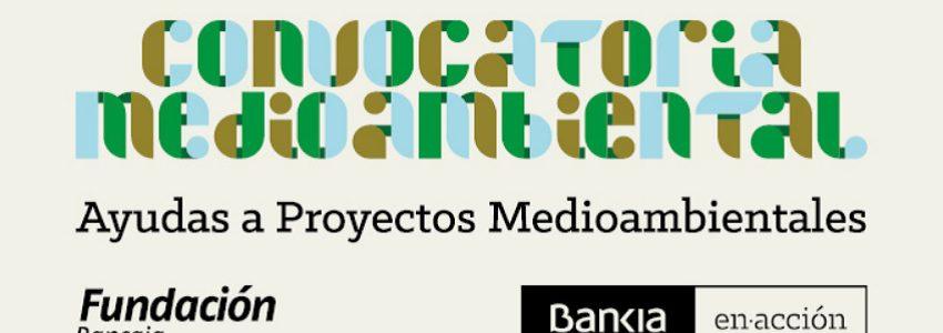 Bankia y Fundación Bancaja convocan ayudas por 150.000 euros a proyectos ambientales en la Comunidad Valenciana