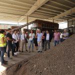 El Gobierno de Navarra invierte un millón de euros en la planta de tratamiento de residuos de Cárcar