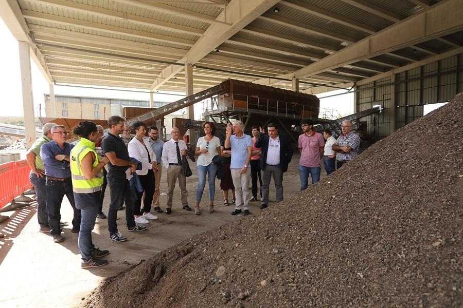 Ampliación y mejora de la planta de residuos de Cárcar (Navarra)