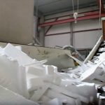 España recicló 7.440 toneladas de poliestireno expandido en 2018, un 24% más