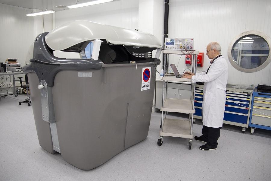 El proyecto WASTEVOL incorpora el IoT a la gestión de contenedores de residuos