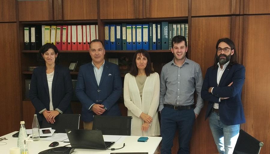 Acuerdo para buscar oportunidades de negocio en la economía circular en los sectores de energía y medio ambiente de Euskadi