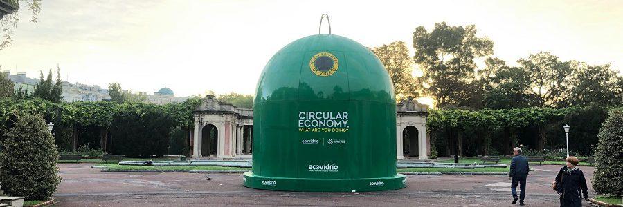 Ecovidrio presenta en ISWA 2019 el modelo de reciclaje de vidrio en España como ejemplo de economía circular