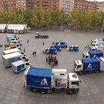 El Ayuntamiento de Logroño prorroga el contrato de limpieza y recogida de residuos por 15 millones anuales