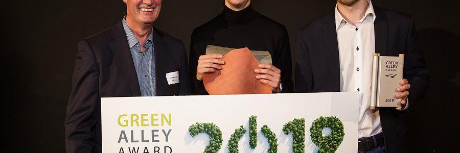 Una alternativa al cuero fabricada a partir de residuos industriales gana el Green Alley Award 2019