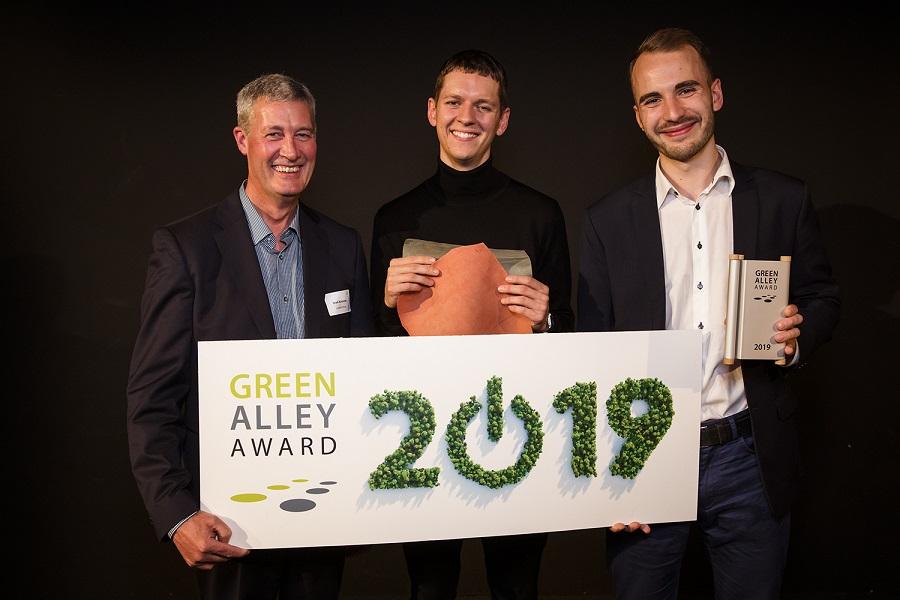 Gelatex gana el Green Alley Award 2019