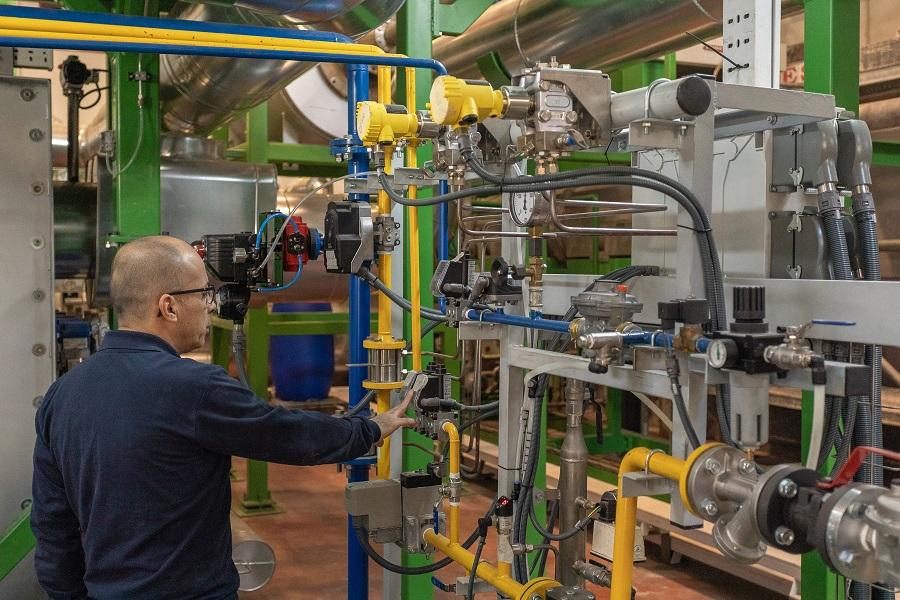 Greene ha desarrollado una tecnología de valorización de residuos por gasificación