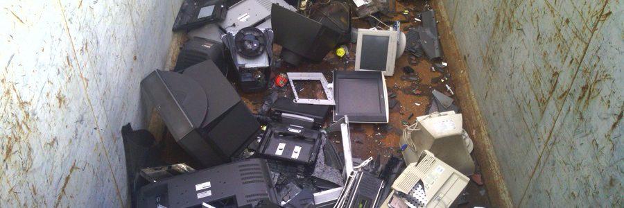 El MITECO revisa la normativa de gestión de residuos electrónicos para incorporar las medidas europeas de economía circular