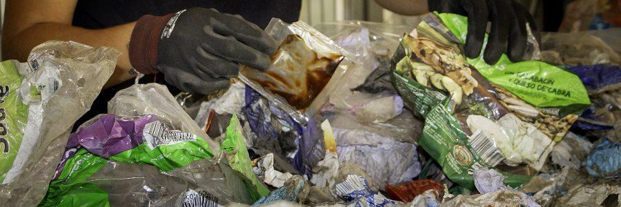 Buscando un reciclado más eficiente de los envases plásticos multicapa