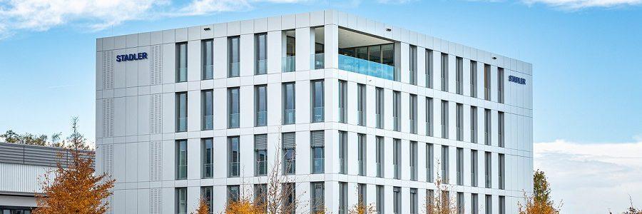 STADLER inaugura su nueva sede central, en la que ha invertido 30 millones de euros