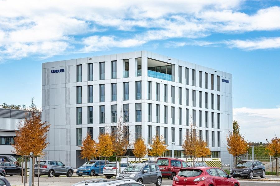 La nueva sede central de STADLER