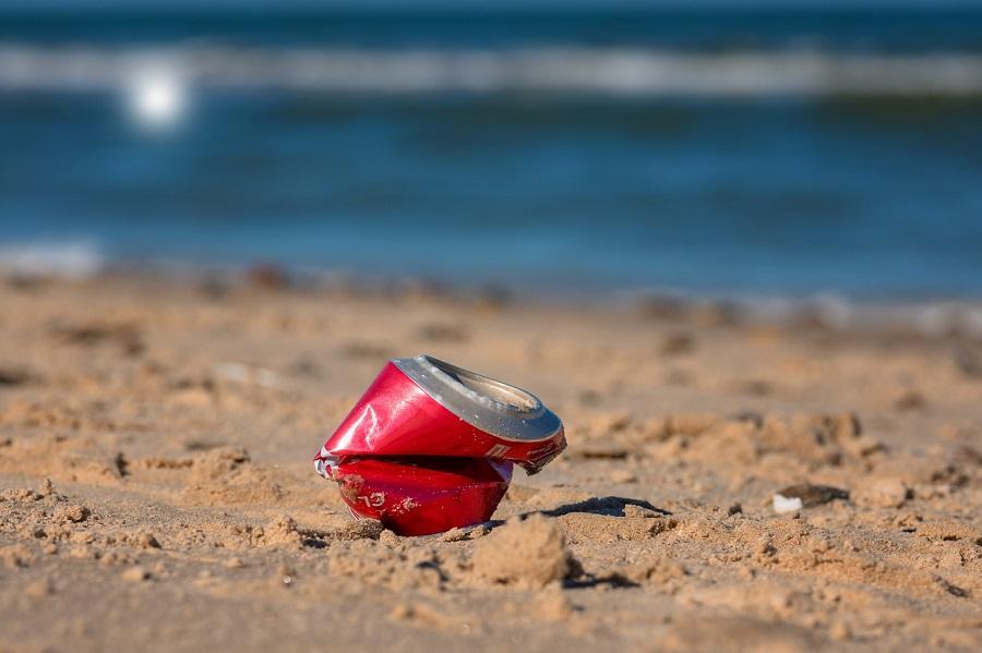 Turismo y basuras marinas en España