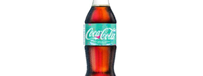Coca-Cola presenta una botella con un 25% de plástico reciclado procedente del mar