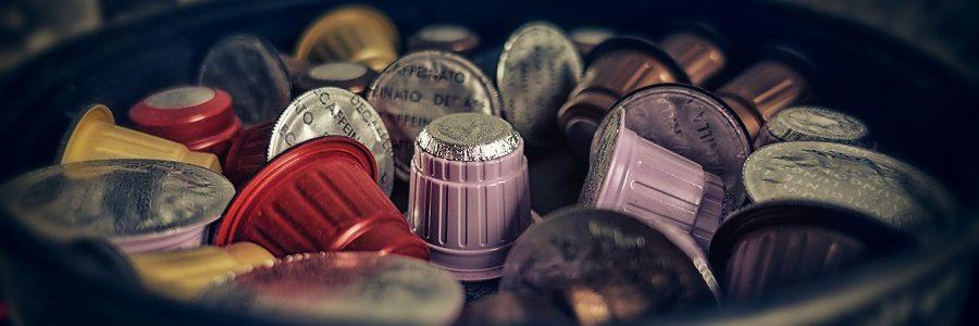 Un proyecto de reciclaje convertirá cápsulas de café en contenedores para su recogida