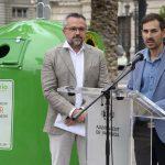 Valencia multará con hasta 650 euros a los bares y restaurantes que no reciclen el vidrio
