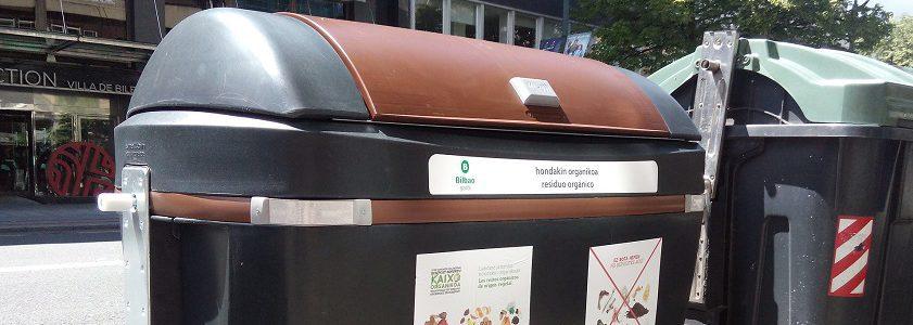 Alertan de una estafa relacionada con recompensas al reciclaje en Getxo (Bizkaia)