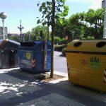 Crece la producción de residuos y baja la recogida selectiva en San Sebastián