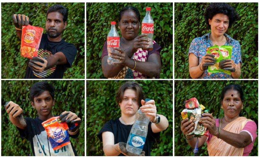 Un estudio identifica las marcas con más residuos de envases plásticos abandonados