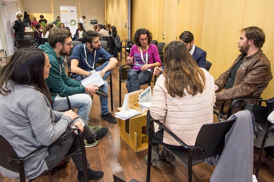 Laboratorios de la Fundación Biodiversidad para personas emprendedoras