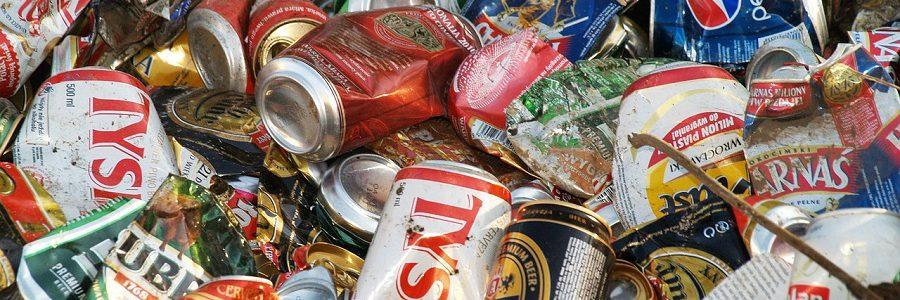 El reciclaje de latas de bebidas de aluminio en Europa alcanza una tasa del 74,5%, su máximo histórico