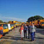 Sevilla invertirá 2,2 millones en nuevos vehículos eléctricos para la limpieza viaria