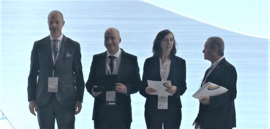 Premio a la innovación al proyecto paperchain