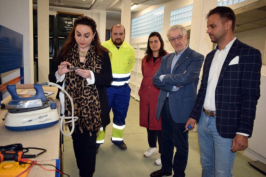 Iniciativa gallega para promover la reparación y reutilización de objetos