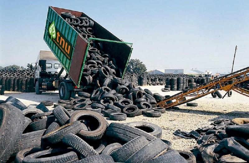 TNU asesora al Gobierno de Montenegro sobre reciclaje de neumáticos