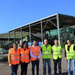 El Ayuntamiento de La Laguna estudia en La Palma estrategias para mejorar la gestión de residuos