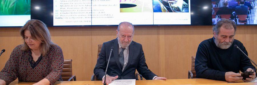Presentada la versión preliminar del Plan Provincial de Residuos No Peligrosos de Sevilla