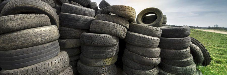Abierto a información pública el proyecto de RD sobre gestión de neumáticos fuera de uso