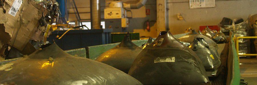 Ecolec supera un año más las 100.000 toneladas de residuos electrónicos gestionados