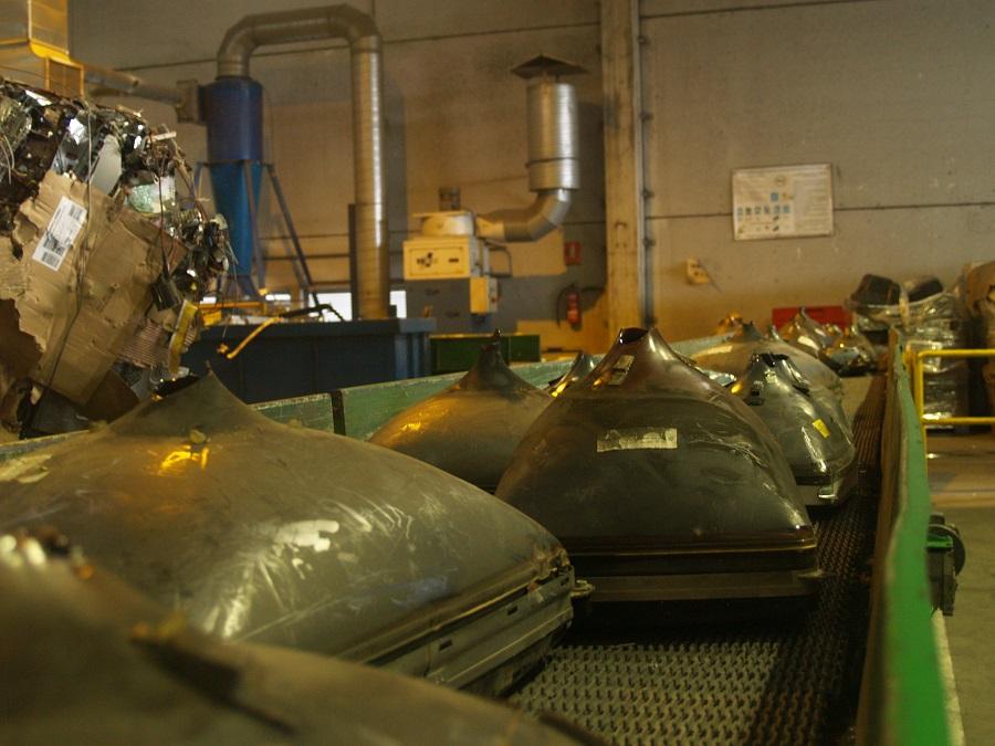 Ecolec gestionó más de 100.000 toneladas de residuos electrónicos