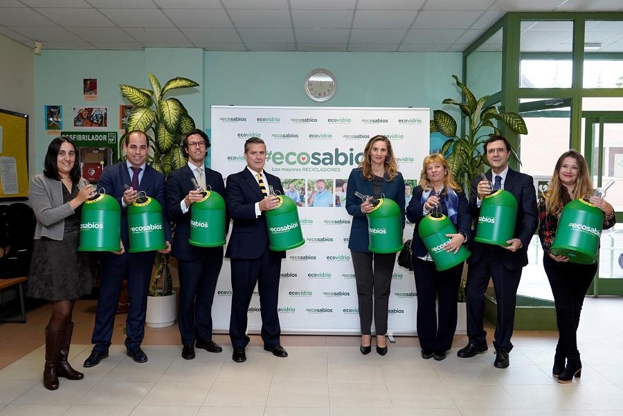 Presentación del programa Ecosabios